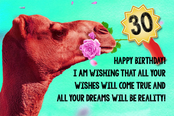 Funny WhatsApp Picture for 30th Birthday