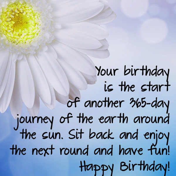 Inspirational WhatsApp Birthday Greetings