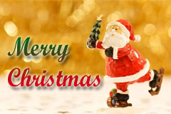 Christmas Wishes for WhatsApp and Cards